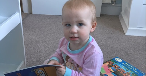 The Breastest News: Harlow's 16 Month Update