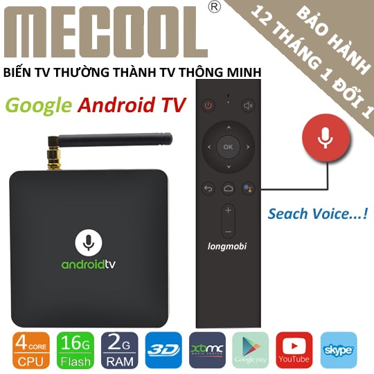 android tv box mecool km8