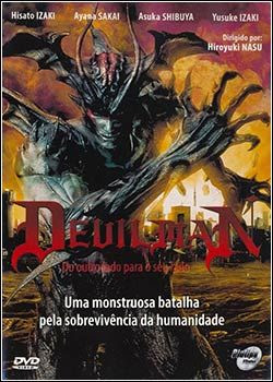 Download - Devilman - O Filme - DVDRip AVI Dublado