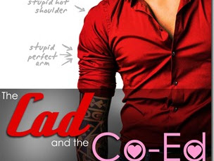 Review: The Cad and the Co-Ed (Rugby #3) by L. H. Cosway and Penny Reid