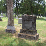 Mount Olivet Cemetery, Nashville, TN - Mary F. Gleaves Lot