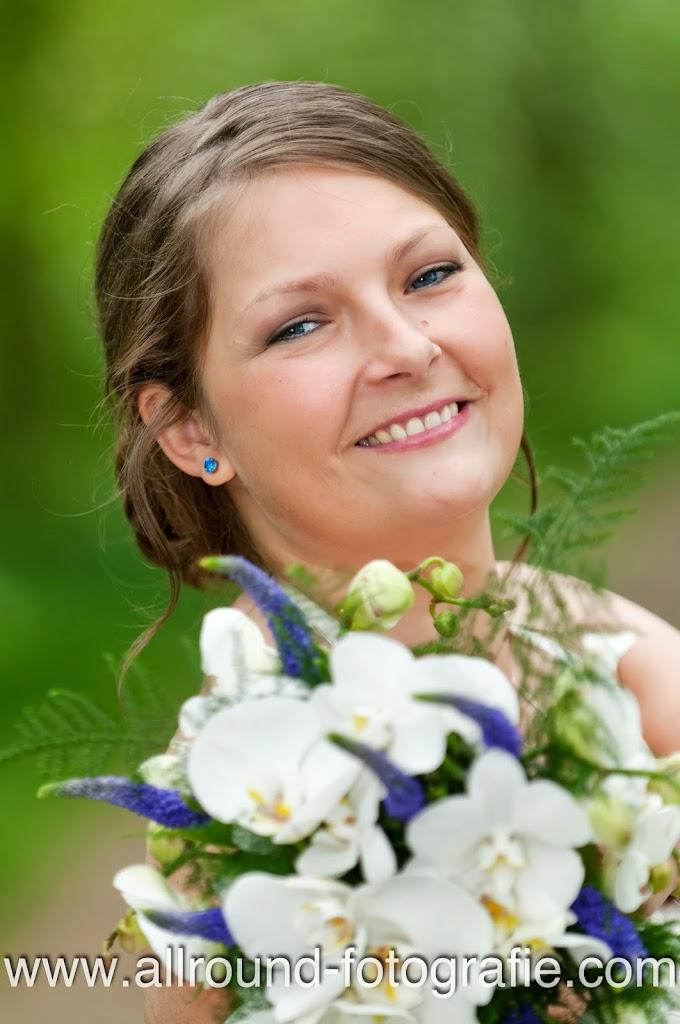 Bruidsreportage (Trouwfotograaf) - Foto van bruid - 079