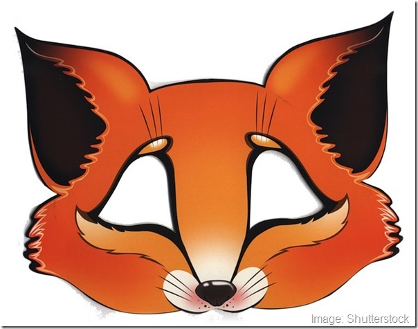 kids-face-masks-template-animals-orange-fox-cut-out