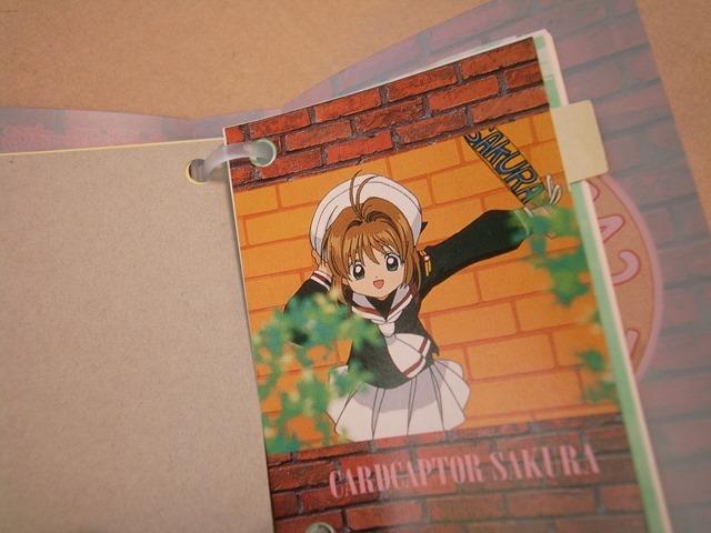 カードキャプターさくら手帳