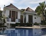 villa murah bandung yang ada kolam renang