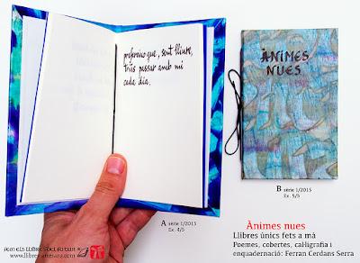 Ànimes nues llibre manuscrit