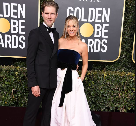 Big Bang Theory's Kaley Cuoco and husband Karl Cook announce split after three years