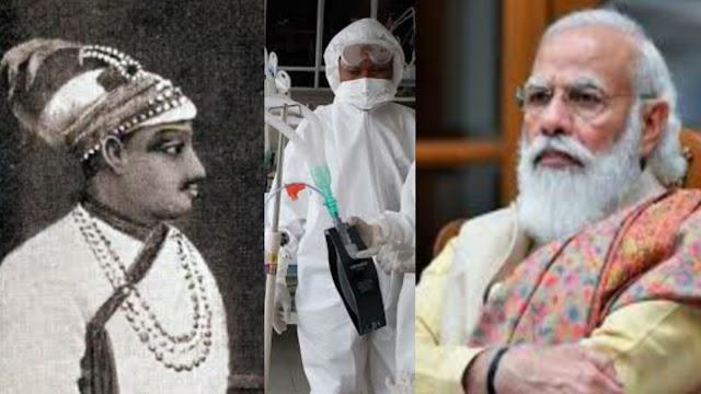 করোনা ও জনস্বাস্থ্য: ভারতের ভাগ্যাকাশে আজ দুর্যোগের ঘনঘটা?