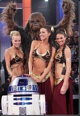 Princess Leia - Golden Bikini Cosplay_865825-0100