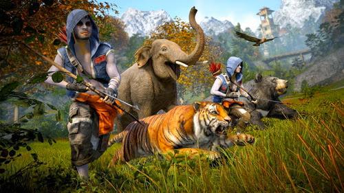 Khám phá một số thông tin chi tiết về phần chơi multiplayer hấp dẫn của Far Cry 4