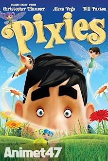 Pixies -Bộ Tộc Tiên Tí Hon - Pixies 2015 2015 Poster