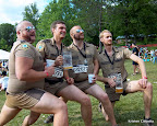 CHiPs? Reno 911? No idea. But they are DEFINITELY Warriors!!