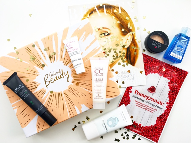 look fantastic beauty box review