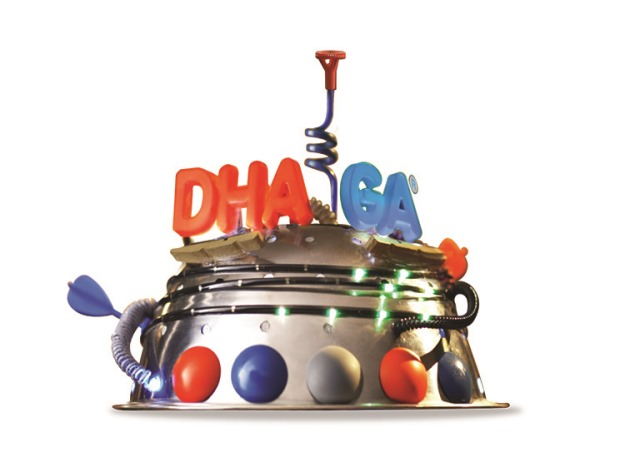 DHA & GA Helmet