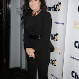 OIC - ENTSIMAGES.COM - Nancy Dell'Olio at the Chortle Comedy Awards in London 16th London 2015  Photo Mobis Photos/OIC 0203 174 1069