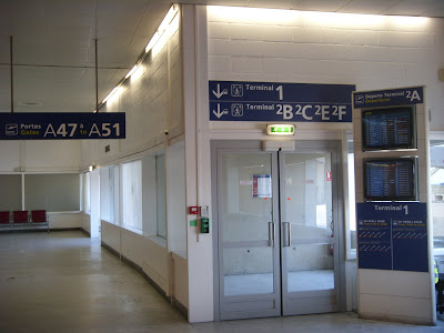 シャルルドゴール空港ターミナル2A