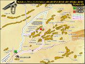 Mapa de acceso a Los Molondrios