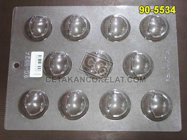 Cetakan Coklat 90-5534