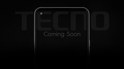 Camon 17 became official by TECNO
