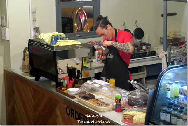 沙巴亞庇美食甜點推薦 咖啡廳NOOK Cafe (21)