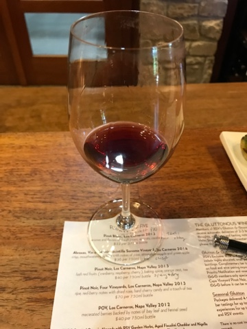 Robert Sinskey Vineyards Pinot Noir 2013, Los Carneros, Napa Valley