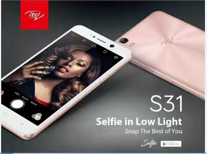 itel Mobile Unveils S31 – The Smartphone That Captures Selfie Even In The Dark