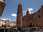 Kathedrale von zacatecas