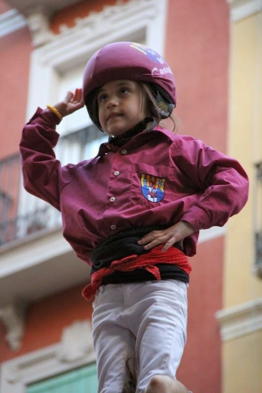 19è Aniversari Castellers de Lleida. Paeria . 5-04-14 - IMG_9593.JPG