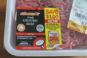 a002 [Món ngon] Bánh mì Hambuger kẹp thịt bò nhanh chóng