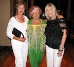 Sharon Kelley, Shirley Bass and Adonna Walters.