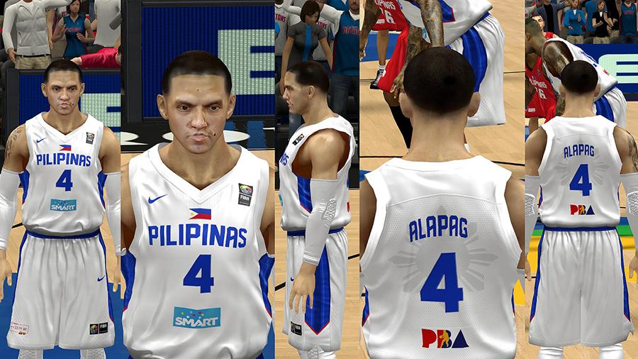 7397f365376 NLSC Forum • Released: Gilas Pilipinas HD Jersey