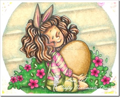 Isobel Egg Hunting (3)