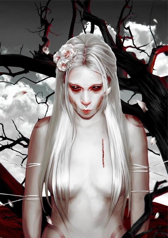Vampire White, Vampire Girls 1
