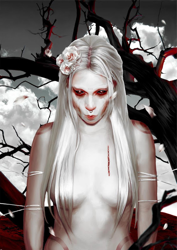 Vampire White, Vampire Girls 1
