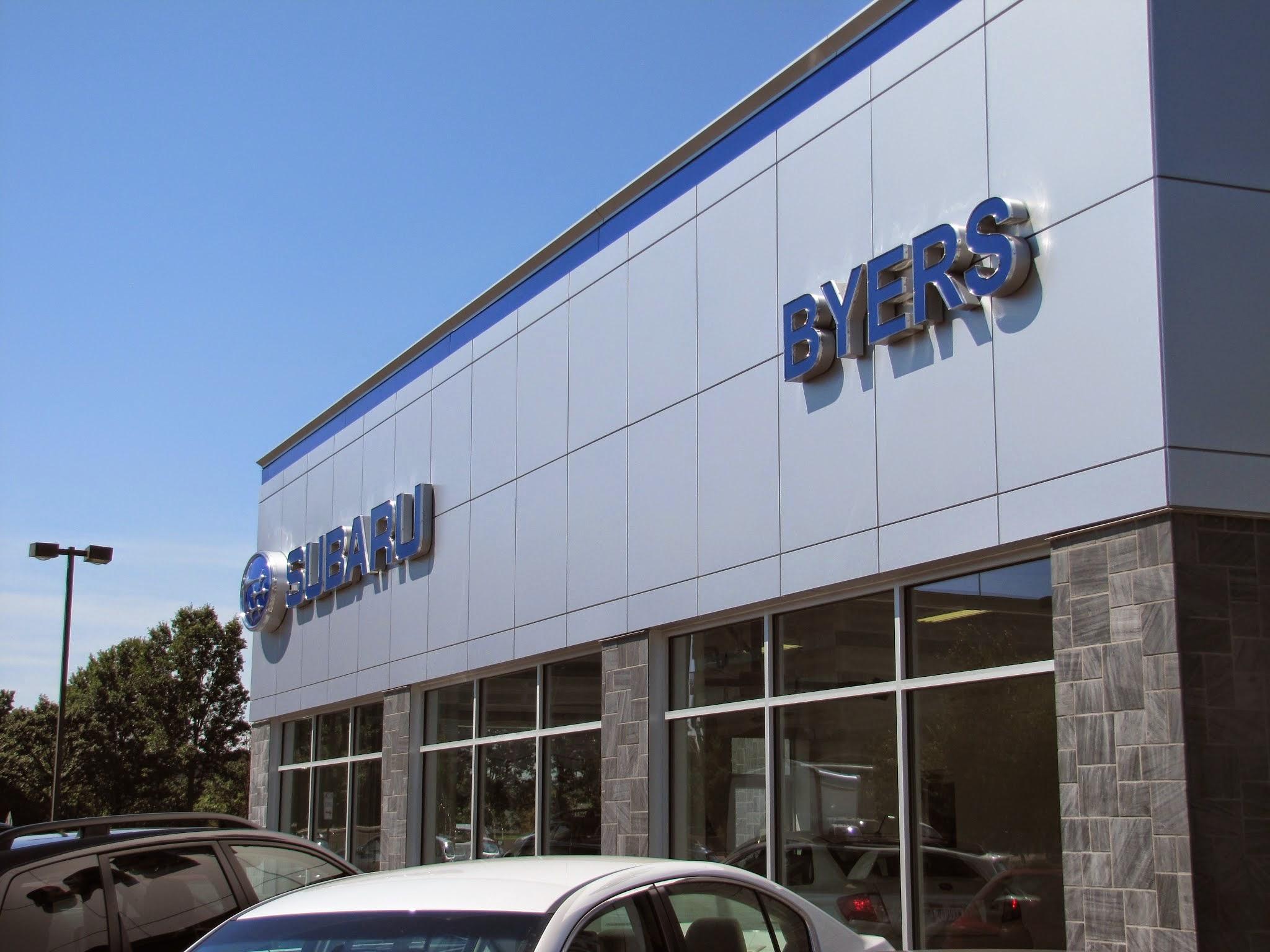 Byers Subaru Dublin