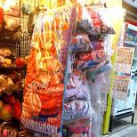 stuffed toys in Akihabara, Tokyo, Japan