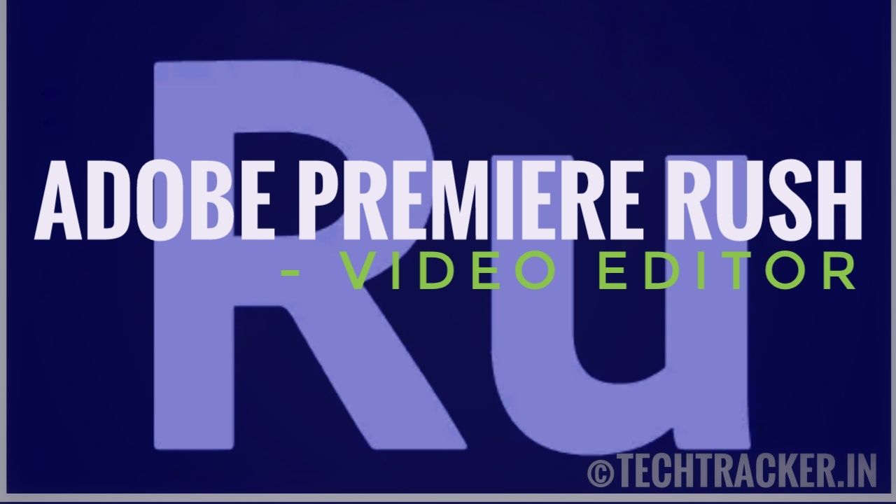 Adobe premier rush - the best alternative to kine master pro for video editing on android !