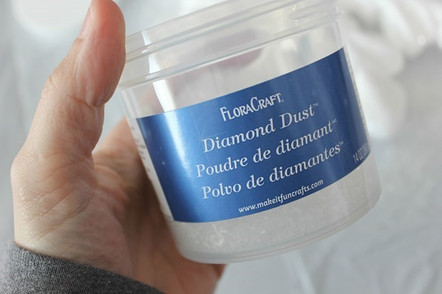 floracraft diamond dust glitter