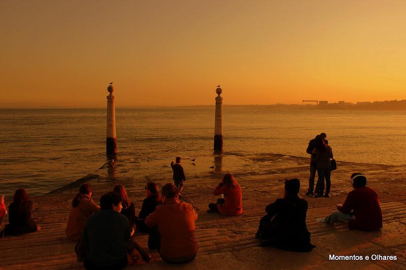 Cais das colunas, Lisboa