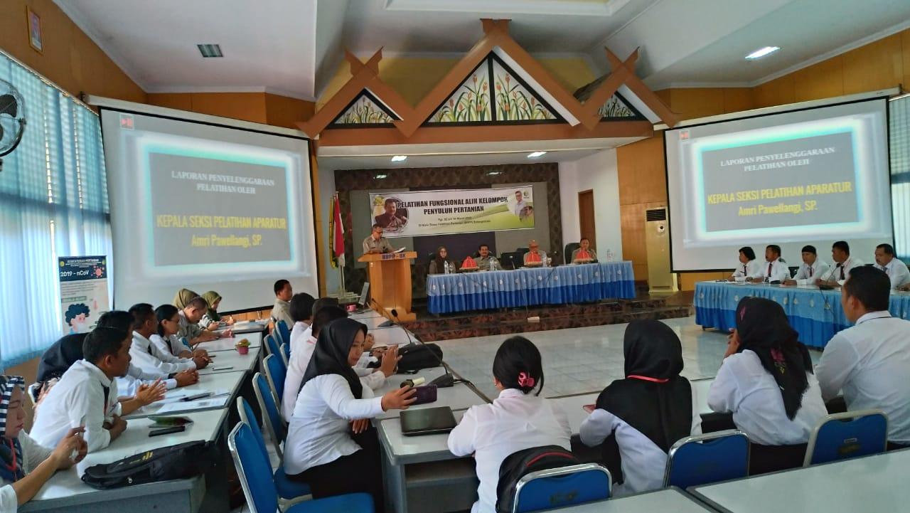 Kepala BBPP Batangkaluku Himbau Terkait Virus Corona Jangan Panik,Tenang dan Tetap Profesional Dalam Tugas