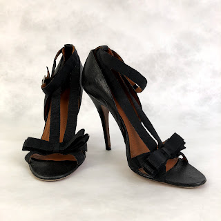 Givenchy Ribbon Stilettos