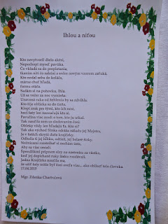 Báseň pre mamu