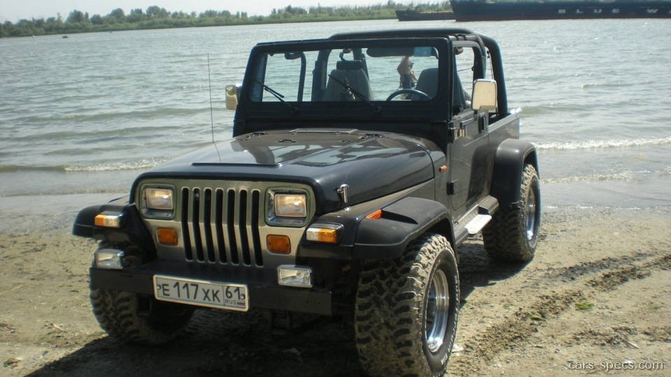 1994 Jeep Wrangler Suv Specifications  Pictures  Prices