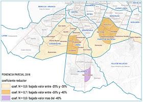 Una revisión catastral para 22 barrios que hará que paguen menos IBI en 2017