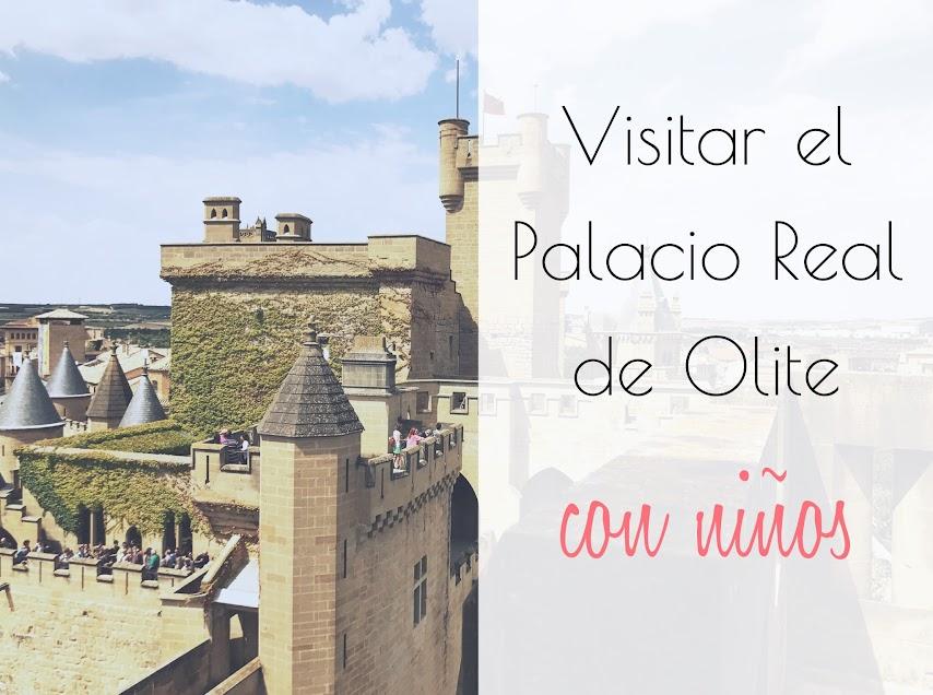 Palacio Real de Olite en Navarra