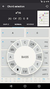 Chord! (Guitar Chord Finder)- screenshot thumbnail