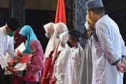 Letkol Inf Nyarman Hadiri Peringatan Hari Jadi Kabupaten Pasuruan