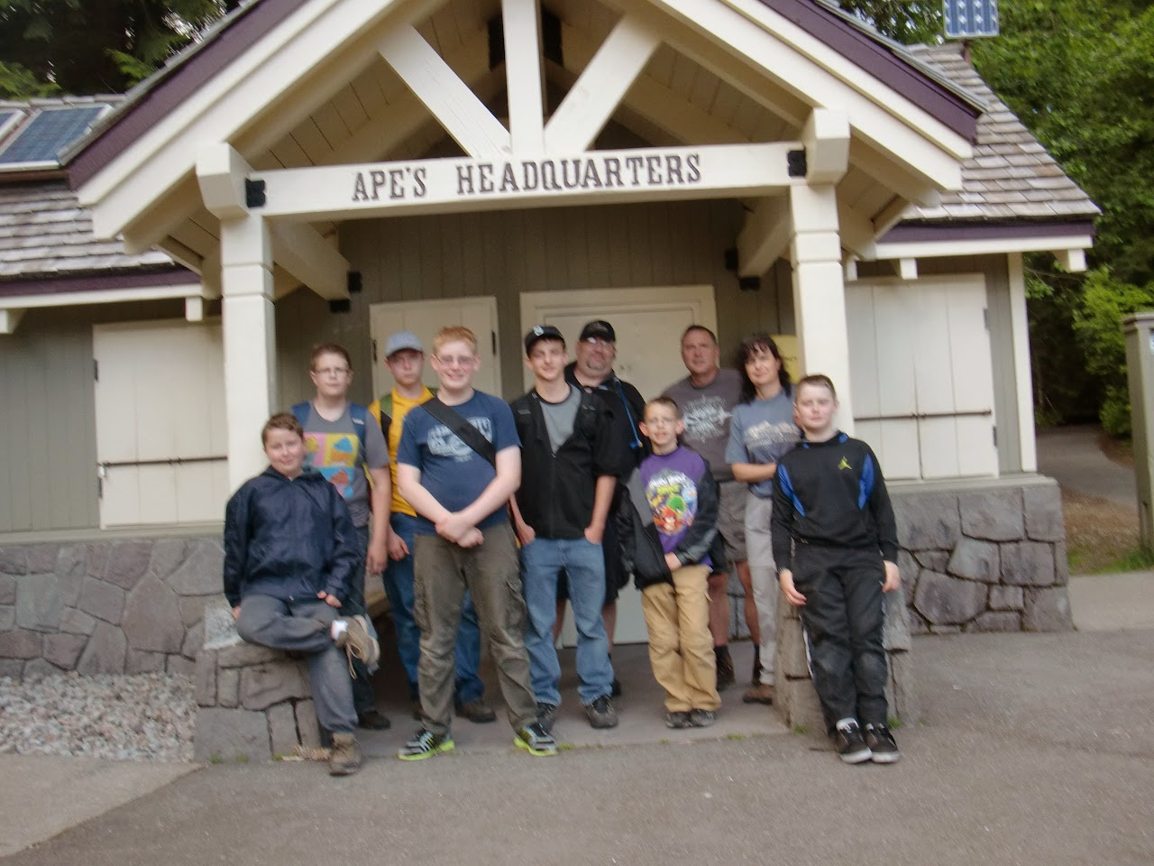 Ape Cave Camp May 2013 - CIMG3790.JPG