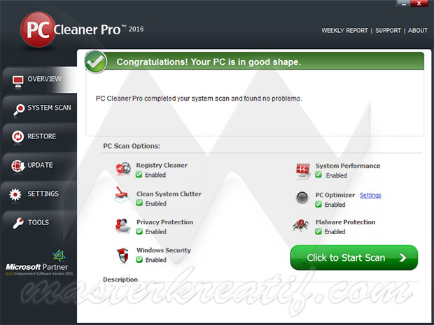 PC Cleaner Pro 2016
