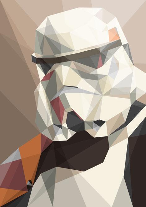 Stormtrooper por Liam Brazier